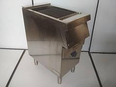 Б/у Електрический лавовий гриль Zanussi NGE-400, Вапо гриль