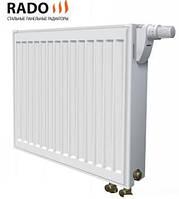 Радиаторы (батареи) стальные RADO Т22 500х1100х100мм