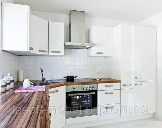 Угловая Кухня на заказ в стиле модерн