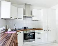 Угловая Кухня на заказ в стиле модерн, фото 1