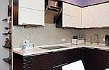 Угловая Кухня на заказ в стиле модерн, фото 4