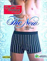 Трусы мужские боксеры Venice хлопок ТМБ-18163, фото 1