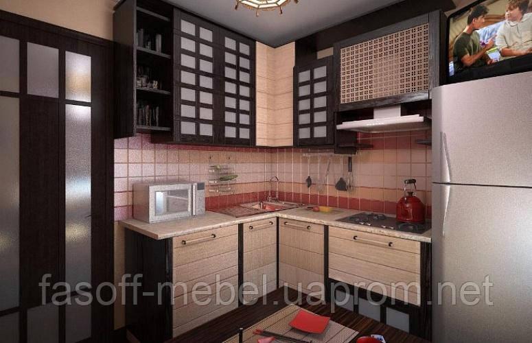 Современная кухня в японском стиле