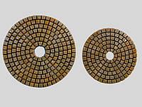 Обдирочные алмазные шлифовальные круги d125 мм, № 100