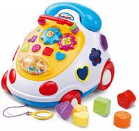 Развивающий музыкальный телефон ВВ316