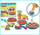 Набор для творчества Плей-До Праздничный пирог ягодные тарталетки Play-Doh Kitchen Creations Playful Pies, фото 2