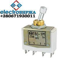 Тумблер ТВ1-1M
