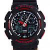 Чоловічий кварцевий наручний годинник Casio G-Shock GA100