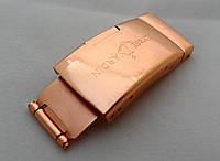 Застібка до годинників Ulysse Nardin золотиста, жіноча, фото 1