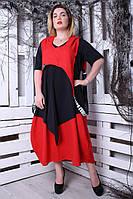 Платье большого размера Имидж, (2цв), плаття великого розмiру, платье батал, баталы, дропшиппинг