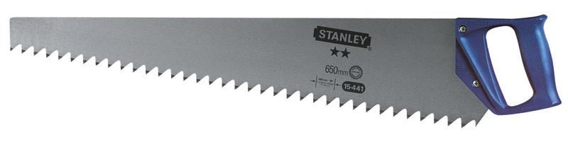 Ножовка по пенобетону 650 мм с закаленым зубом    STANLEY 1-15-441