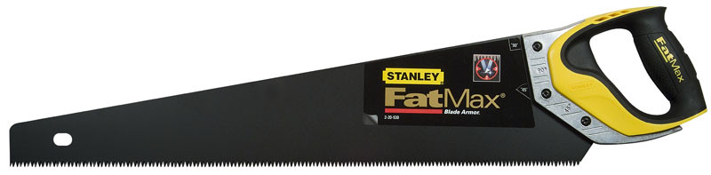 """Ножовка по дереву 500мм  7TPI """"Апплифлон"""" закаленный 3-гранный зуб """"JET-CUT""""  3-компонентная ручка ("""