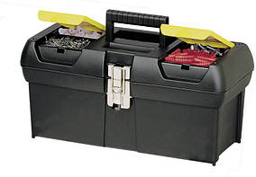 Скринька для інструментів STANLEY 33см метал. замок 1-92-064