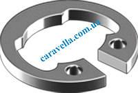 DIN 472, кольцо стопорное, внутреннее, для отверствий из нержавеющей стали