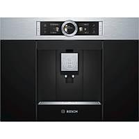 Встраиваемая автоматическая кофемашина Bosch CTL636ES1, фото 1