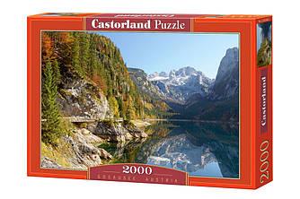 Пазл Castorland Gosausee, Austria, 2000 эл.