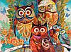 Пазл Castorland Owls, 2000 эл., фото 2