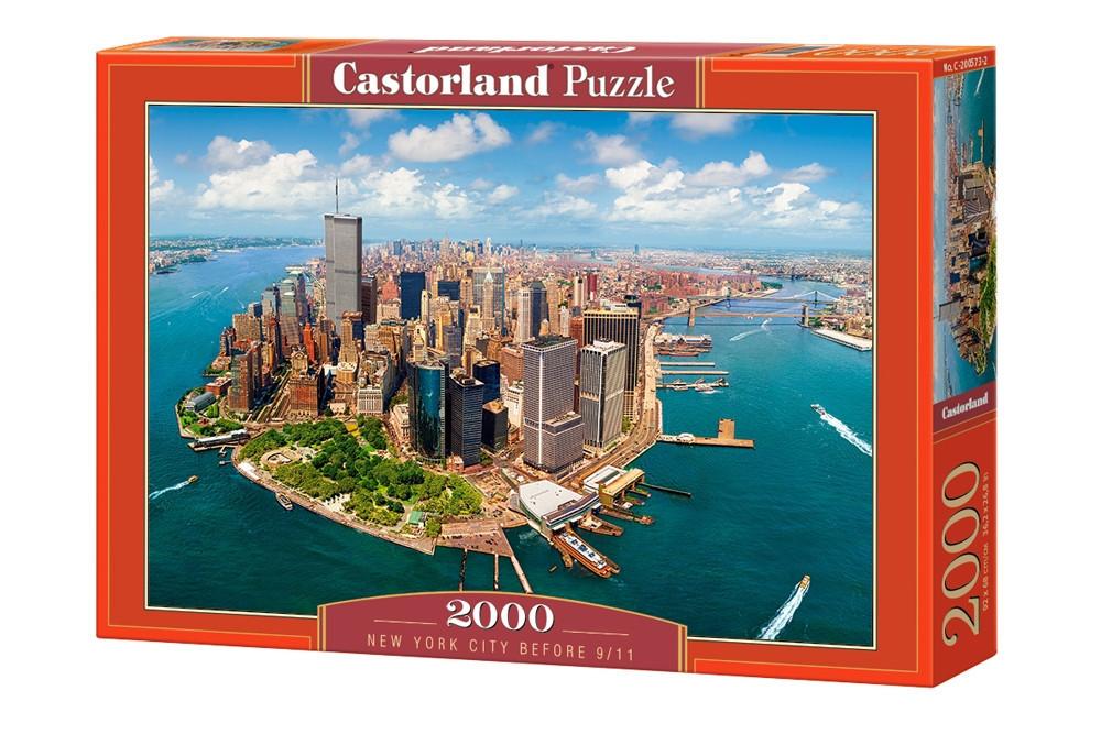 Пазл Castorland New York City before 9/11, 2000 эл.