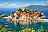 Пазл Castorland Sveti Stefan, Montenegro, 2000 эл., фото 2