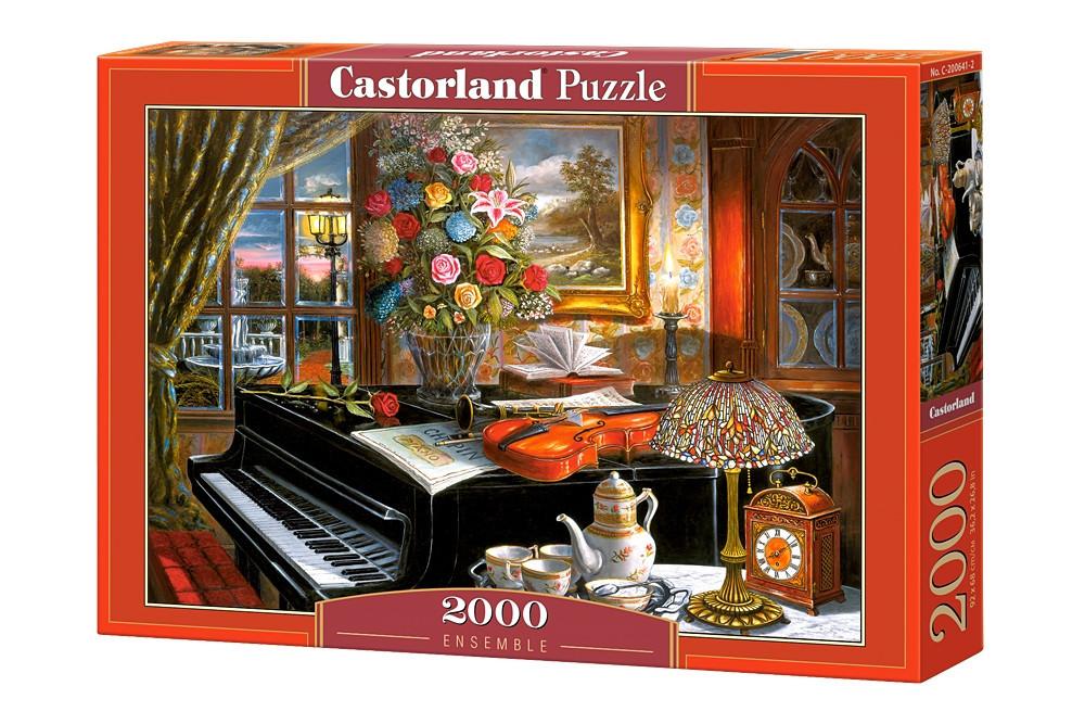 Пазл Castorland Ensemble, 2000 эл.