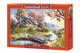 Пазл Castorland Cottage, 1500 эл.