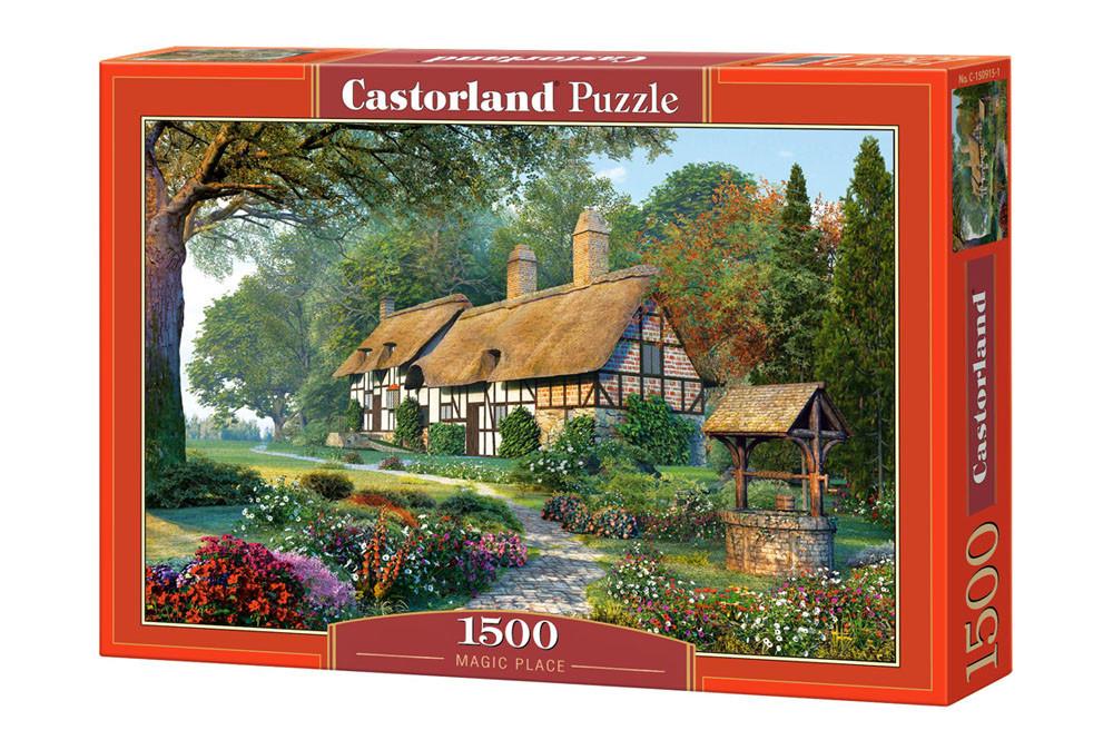 Пазл Castorland Magic Place, 1500 эл.