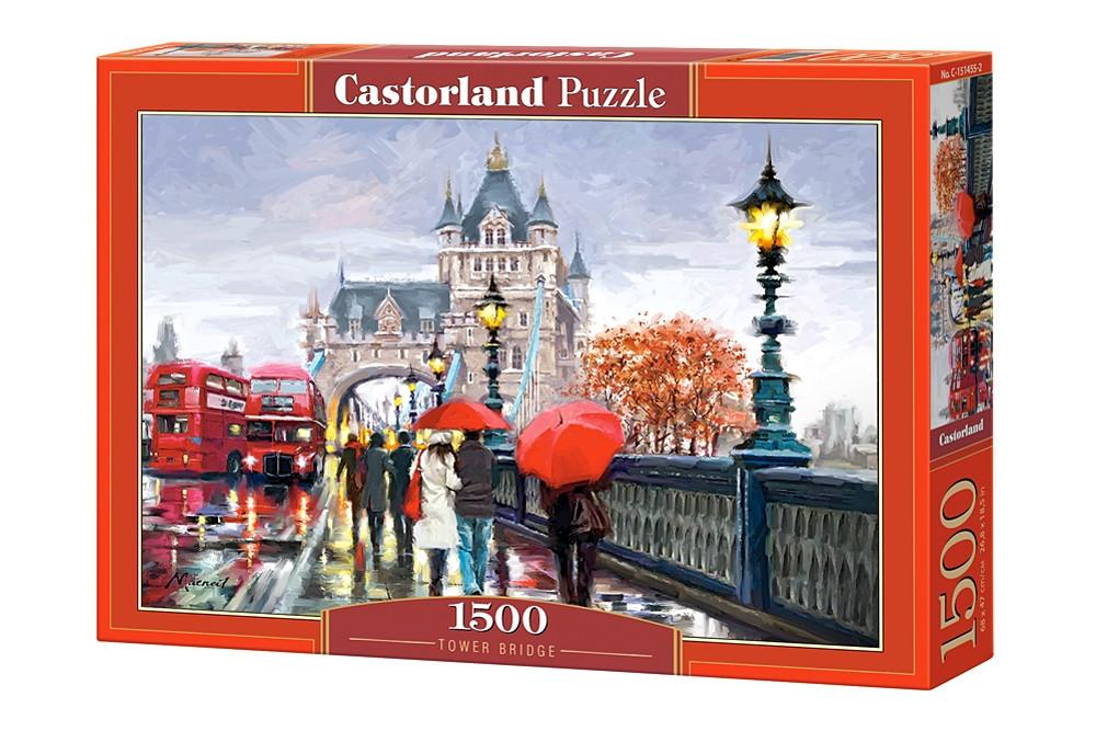 Пазл Castorland Tower Bridge, 1500 эл.