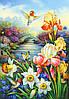 Пазл Castorland Golden Irises, 1500 эл., фото 2