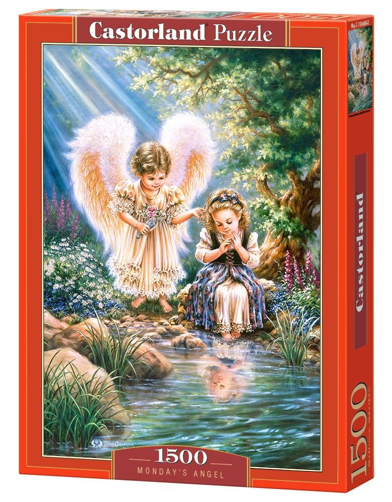 Пазл Castorland Monday's Angel, 1500 эл.