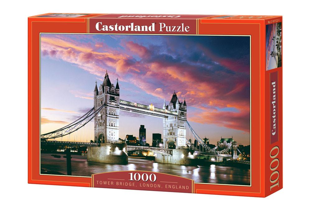 Пазл Castorland Tower Bridge, London, England, 1000 эл.