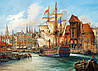 Пазл Castorland Copy of The Old Gdansk, 1000 эл., фото 2
