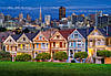Пазл Castorland Painted Ladies, San Francisco, 1000 эл., фото 2