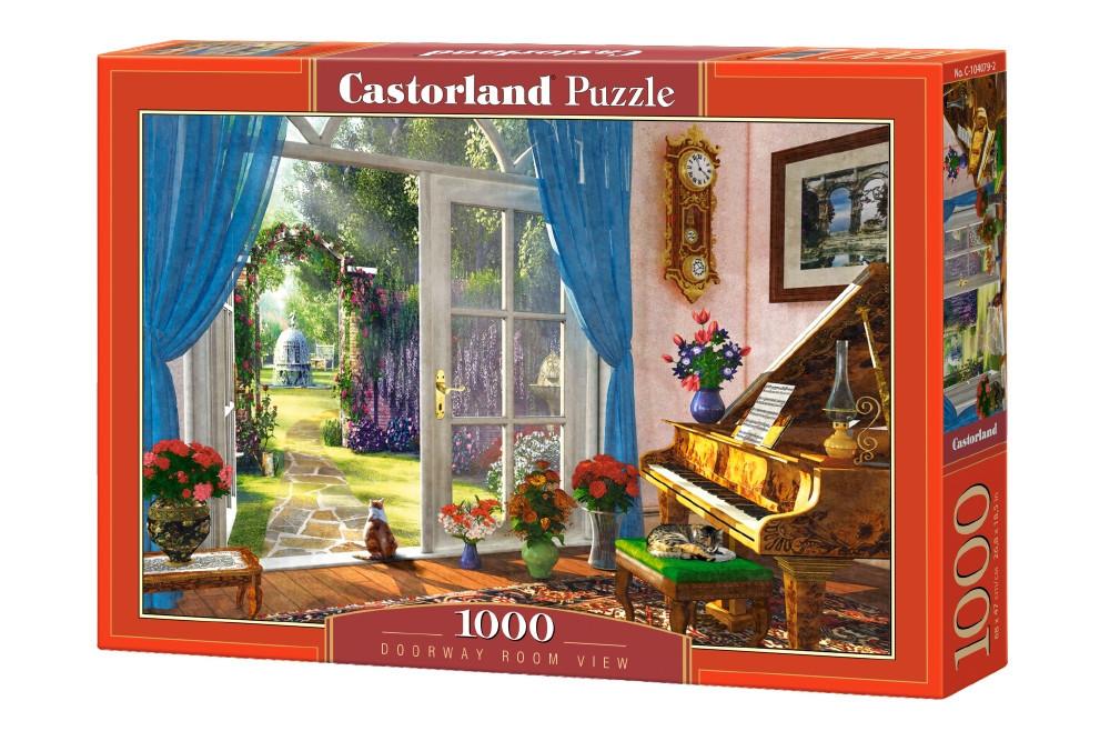 Пазл Castorland Doorway Room View, 1000 эл.