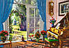Пазл Castorland Doorway Room View, 1000 эл., фото 2
