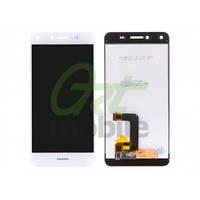 Дисплей для Huawei Y5 II 2016 (3G CUN-U29/4G CUN-L21)/Honor 5/Honor Play 5 с сенсором, белый