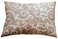 Подушка стеганая, ткань бязь, наполнитель холлофайбер, 60х60 см., ХБ14