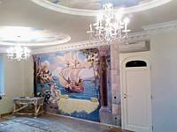 Художественная роспись стен, потолков, детских комнат и др.