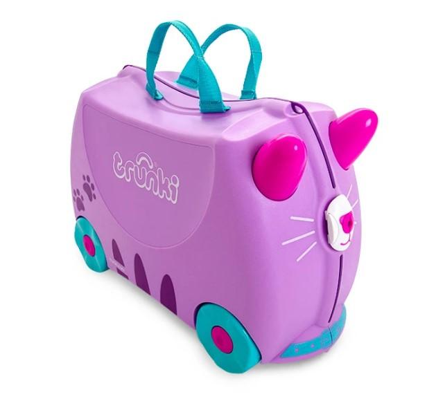 Детский чемодан Cassie The Cat оригинал