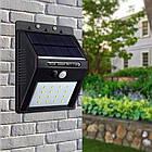 Cветильник LED наружного освещения Solar Motion Sensor Light на солнечных батареях с датчиком движения  , фото 9
