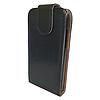 Чехол книжка для Samsung Galaxy S3 i9300 Без узоров и принтов Черный