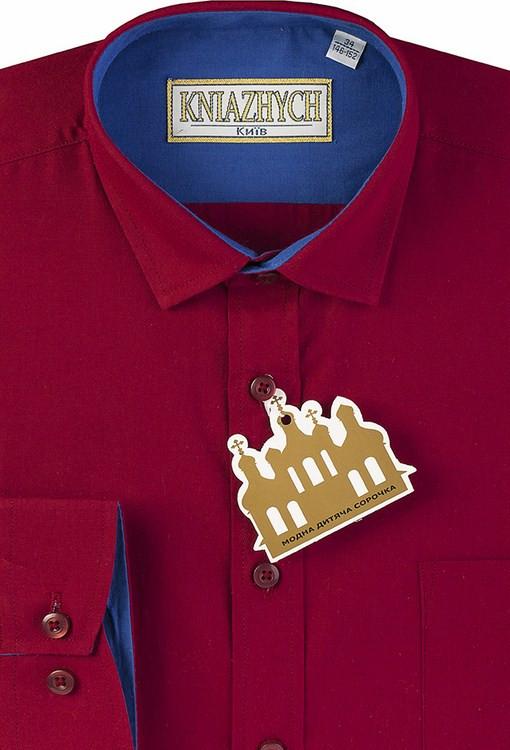 Рубашка детская Kniazhych модель 422