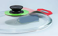Крышка стеклянная 26 см Биол 260ДС