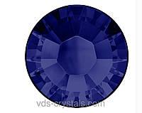 Кристаллы Сваровски клеевые горячей фиксации 2038 Dark Indigo F (288) 34ss