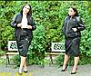 Костюм жіночий з спідницею в різних кольорах, з 48 по 82 розмір