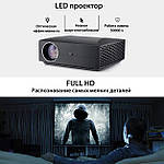 Проектор мультимедийный 4200 люмен Full HD Wi-Fi стерео Vivibright Wilight F30 домашний кинотеатр кинопроектор, фото 7