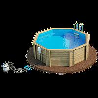 Деревянный бассейн Tropic 414, фото 1