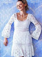 Вязаное платье — модный тренд всех сезонов