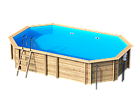 Деревянный бассейн Weva +640, фото 1