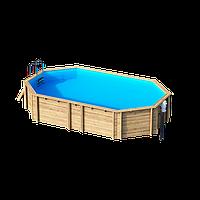 Деревянный бассейн Weva +840, фото 1