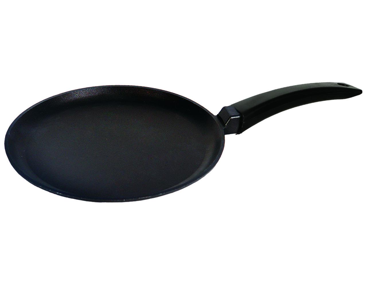 Сковорода для блинов 20 см покрытие тефлон Биол 2008П